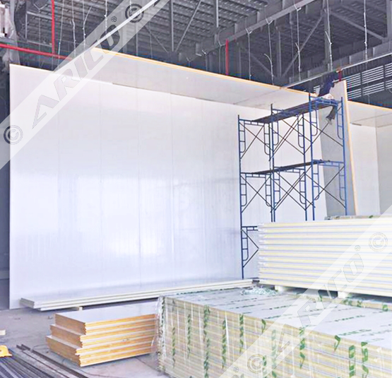 Insulation Structure - ASIA REFRIGERATION INDUSTRY JOINT STOCK
